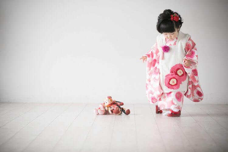 3歳 女の子 着物