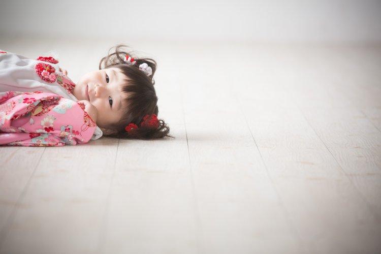 三歳 女の子