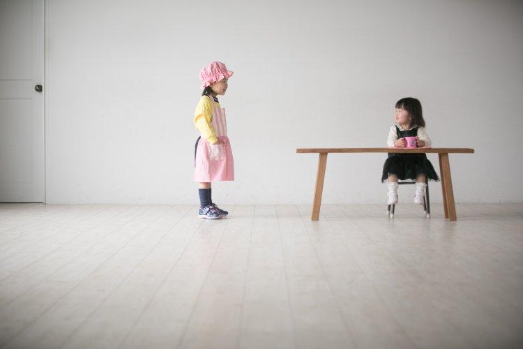 エプロン 幼稚園