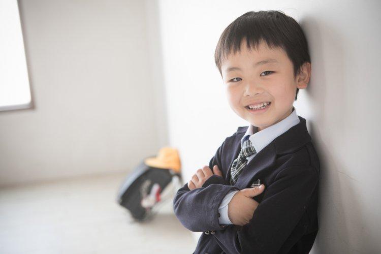 男の子 入学 スーツ